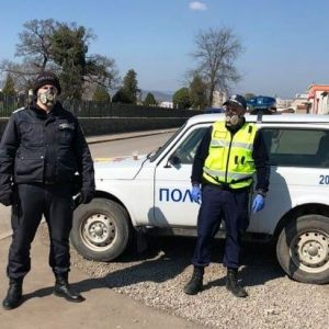 4 контролно-пропускателни пункта работят на територията на Кюстендил