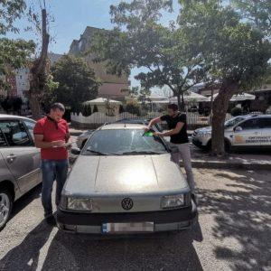 Акция за принудително отстраняване на излезли от употреба автомобили стартира в Благоевград