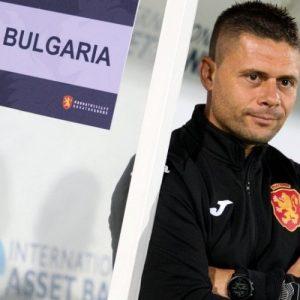 Александър Димитров, ст.треньор на младежкия национален отбор на България: Анализите на Радостин Александров бяха незадоволителни и не отговаряха на нужното ниво