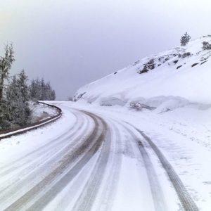 АПИ: През следващото денонощие се очакват снеговалежи, шофьорите да карат внимателно