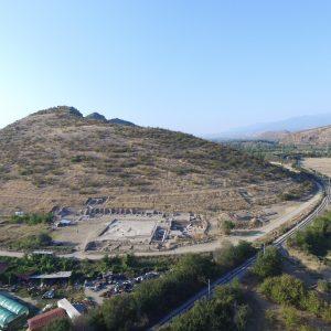 """Археология ще бъде възможна и на хълма над обект """"Античен град Хераклея Синтика"""""""