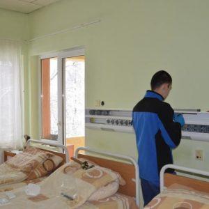 Бившият тубдиспансер в Благоевград разкрива отделение за лечение на пациенти с коронавирус