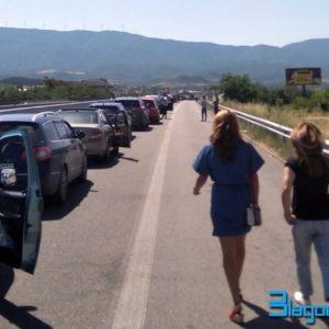 """Близо 15 км опашка на ГКПП """"Кулата-Промахон"""""""