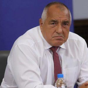 Борисов: Консултациите при Радев са безсмислени, ГЕРБ ще е категоричният победител на избори