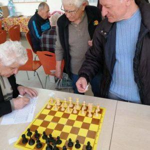 В Благоевград стартира шахматен турнир за пенсионери
