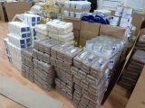 В пунктовете на БЧК чакат нераздадени хранителни пакети