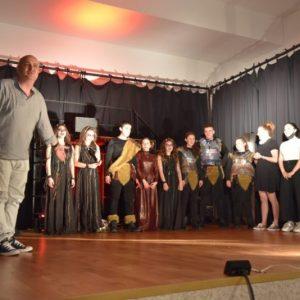 В Симитли се проведе първото театрално представление в областта след епидемията