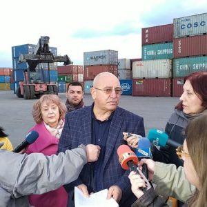 Връщаме на Италия още 54 контейнера с незаконен боклук
