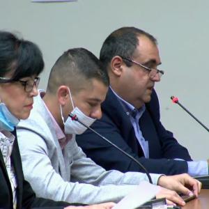 Групата общински съветници на БСП за България с декларация по повод провала на днешната сесия на ОбС