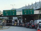 Гърция затвори за чужденци ГКПП Промахон за влизане през нощта
