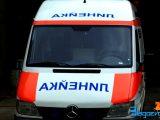 Два пътни инцидента в Разлог заради заледени улици