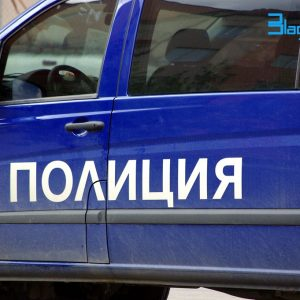 Задържаха 55-годишен за кражба на телефон от заведние в Благоевград