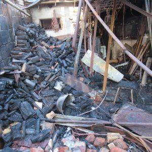 Задържаха собственика на имота в Дупница, в който възникна пожар