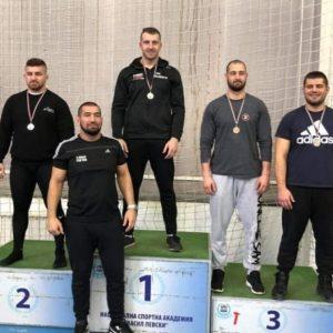 Иван Благоев от Полена за пореден път републикански шампион по сумо