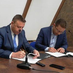 Кандидат-кметът Атанас Камбитов подписа декларация за сътрудничество с ПП АБВ