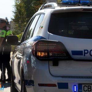 Кола блъсна моторист в Сандански
