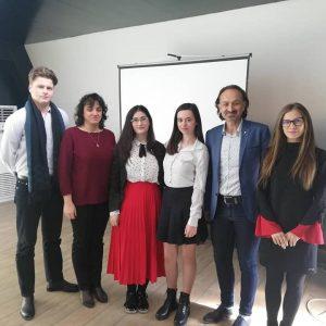 Мария Чорбаджийска бе избрана за младежки омбудсман на Благоевград