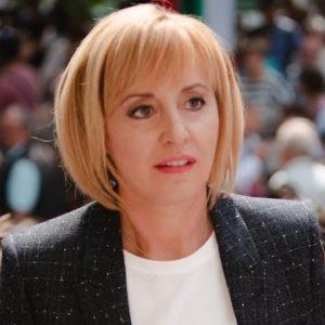 Мая Манолова: Не се притеснявам, че името ми може да излезе сред санкционираните
