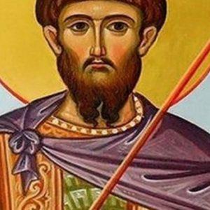 На 17 февруари църквата почита Св. великомъченик Теодор Тирон