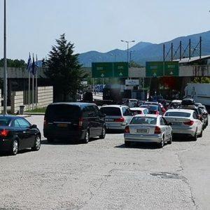 """Напрежение сред туристи и шофьори на камиони на ГКПП """"Кулата"""""""