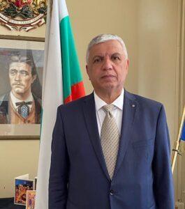 Областният управител Николай Шушков поздрави новоизбраните Народни представители в 46-то НС от I-ви МИР – Благоевград