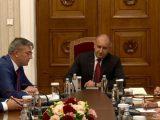 Президентът към Карадайъ: Родината майка на Кирил Петков е България. Вашата коя е?