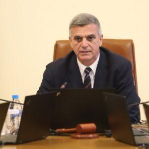 Премиерът Стефан Янев разпредели ресорите на вицепремиерите