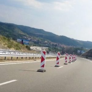 """ПТП затруднява движението по магистрала """"Струма"""" в близост до Перник"""