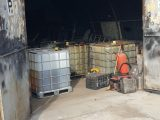 Разкриха незаконна бензиностанция при спецакция в Дупница
