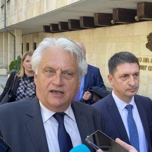 Рашков: 5 години говоря за нарушенията при прилагането на СРС-та