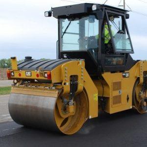 Ремонт на асфалтова настилка се извършва на пътя Кресна-Сандански