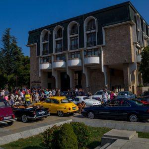 Ретро парад в Благоевград за 17-та поредна година