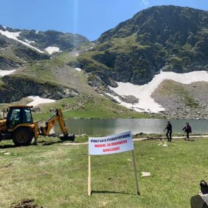 Рехабилитират туристически пътеки в района на Седемте рилски езера