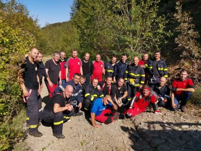 Спасиха мъж със счупен крак, паднал от водопад в Беласица