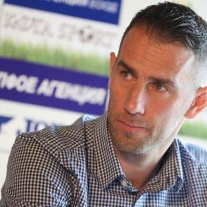 Стойко Сакалиев става помощник-треньор в Септември (Симитли)