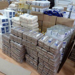 Събират пакетирани храни за нуждаещите се в Кресна