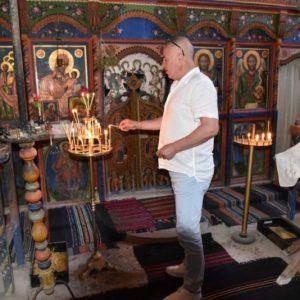 """Църквата """"Св. Св. Петър и Павел"""" в Мечкул отбелязва храмов празник"""