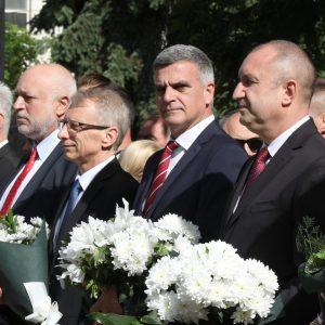Янев: Българската азбука е най-великото обещание за вечност, за безсмъртие на нашата нация