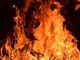 Голям пожар в Кърналово